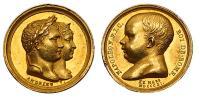 Napóleon érem 1811