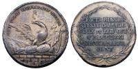II.Katalin 1762-1796 érem 1771 RR!