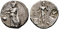 Pamphylia Side ie. 400-350 statér