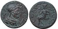 Pisidia- Termessus ie. 3. század AE22 R!