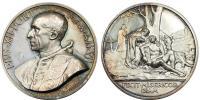 Vatikán- XII.Pius 1939-1958 érem 1945