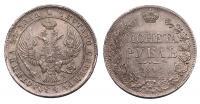 I.Miklós 1825-1855 rubel 1842