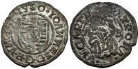 Szapolyai János 1526-1540 denár 1530 A-B