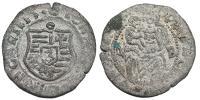 Szapolyai János 1526-1540 denár 1530 A-B R!