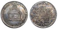 Mária Terézia érem szent jobb 1771