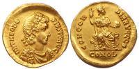 I.Theodosius 379-395 solidus