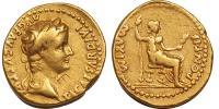 Tiberius 14-37 aureus