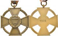 Magyar Köztársasági Érdemérem bronz fokozata 1947