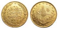 II.Abdul Hamid 1293-1327 100 kurush