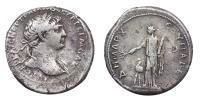 Trajan 98-117 tridrachma