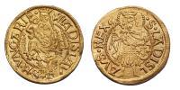 II.Ulászló 1490-1516 aranyforint RRR!