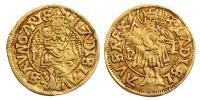 II.Ulászló 1490-1516 aranyforint
