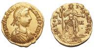 III.Valentinian 430-445 solidus
