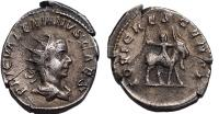 Valerian Junior 256-258 antoninian