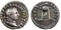 Vitellius 69 denár