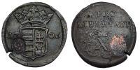II.Rákóczi Ferenc 1703-1711 X poltura 1706 ellenjegy