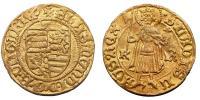 Zsigmond 1387-1437 aranyforint RR!