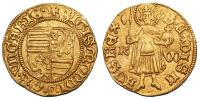 Zsigmond 1387-1437 aranyforint