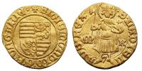 Zsigmond 1387-1437 aranyforint R!